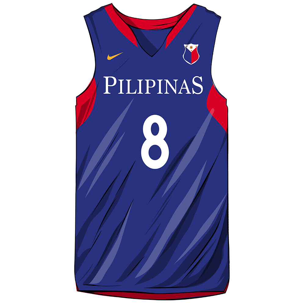 Ranking The Gilas Pilipinas Jerseys And The Best Moments In Them Ao All Out