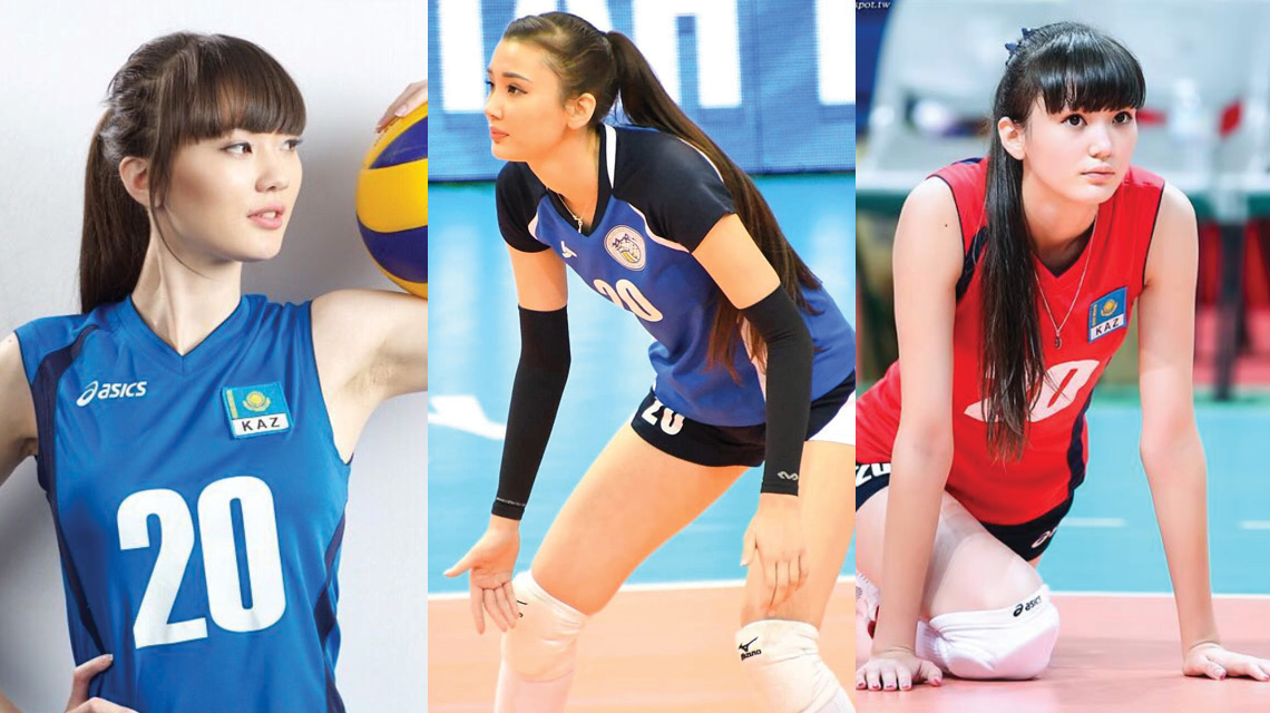 Sabina Altynbekova | Most Beautiful Volleyball Players in